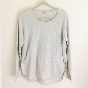 Madewell Clearweather Pullover Sweater